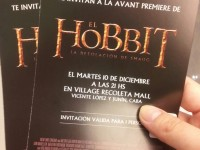 Avant Premiere «The Hobbit: The Desolation of Smaug»