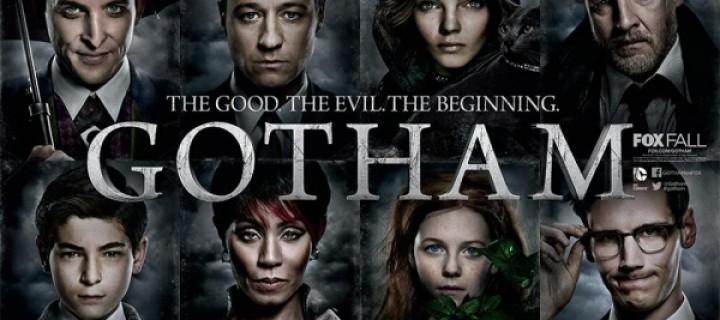 Estreno serie Gotham, la 'precuela' de Batman