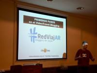 """Walter CheToba: """"Primeros pasos en el VideoTravel Blogging"""""""