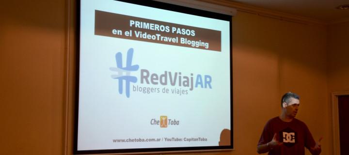 Walter CheToba: «Primeros pasos en el VideoTravel Blogging»