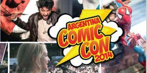 Llega la Argentina Comic-Con 2014