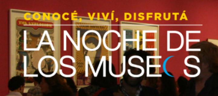 """Adelanto """"La Noche de los Museos"""""""