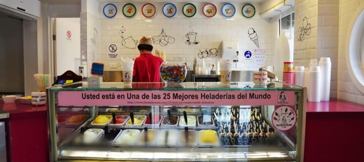 Emporio La Rosa, la mejor heladería de Chile