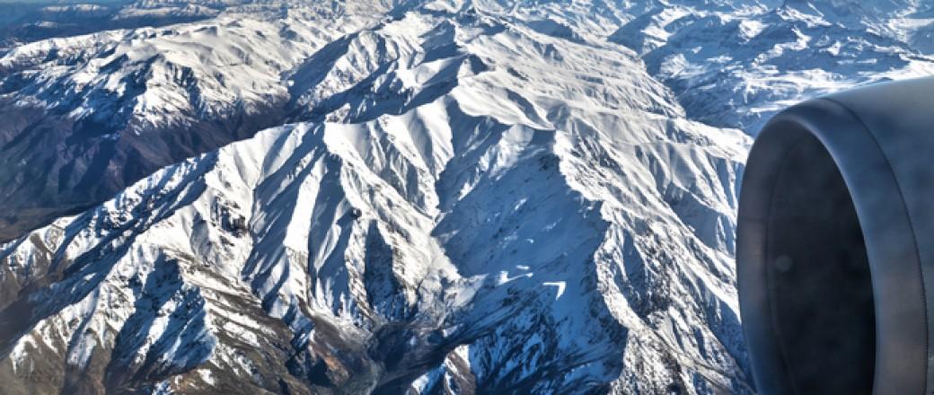 Vuelo a Santiago en el 777-300 de KLM