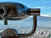 Mirador Sky en el Costanera Center