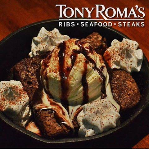 Fotito de Tony Roma's babababa