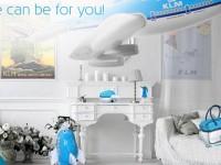 El Shop on board y online de KLM