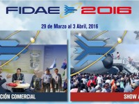 Llega la FIDAE 2016 en Chile