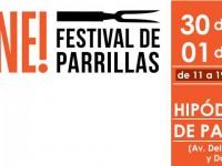 "Llega ""Carne!"", el primer festival de parrilla y hamburguesas"